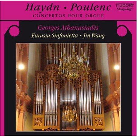 Haydn/Poulenc : Concertos for Organ (Poulenc Organ Concerto)