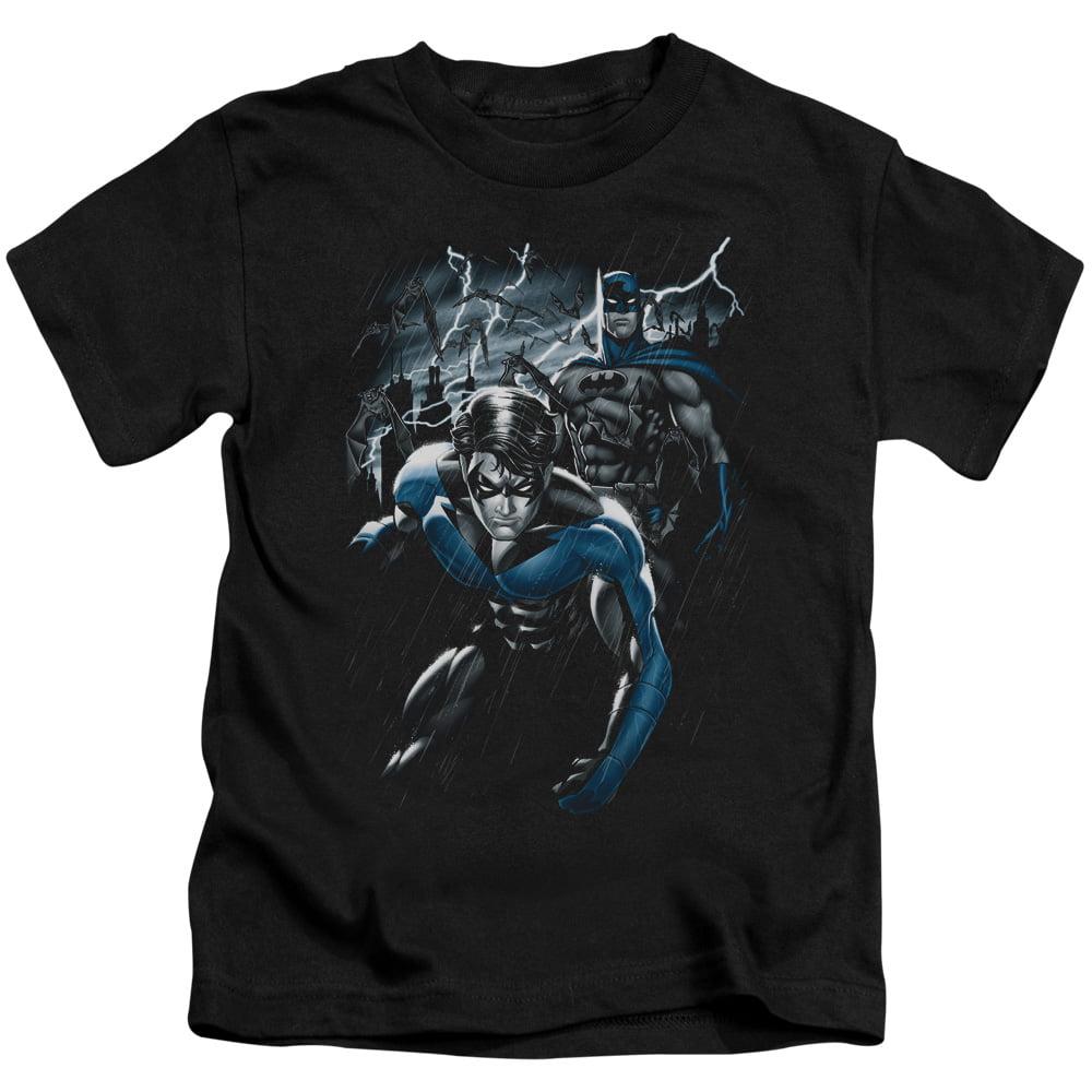 Batman/Dynamic Duo Little Boys Juvy Shirt