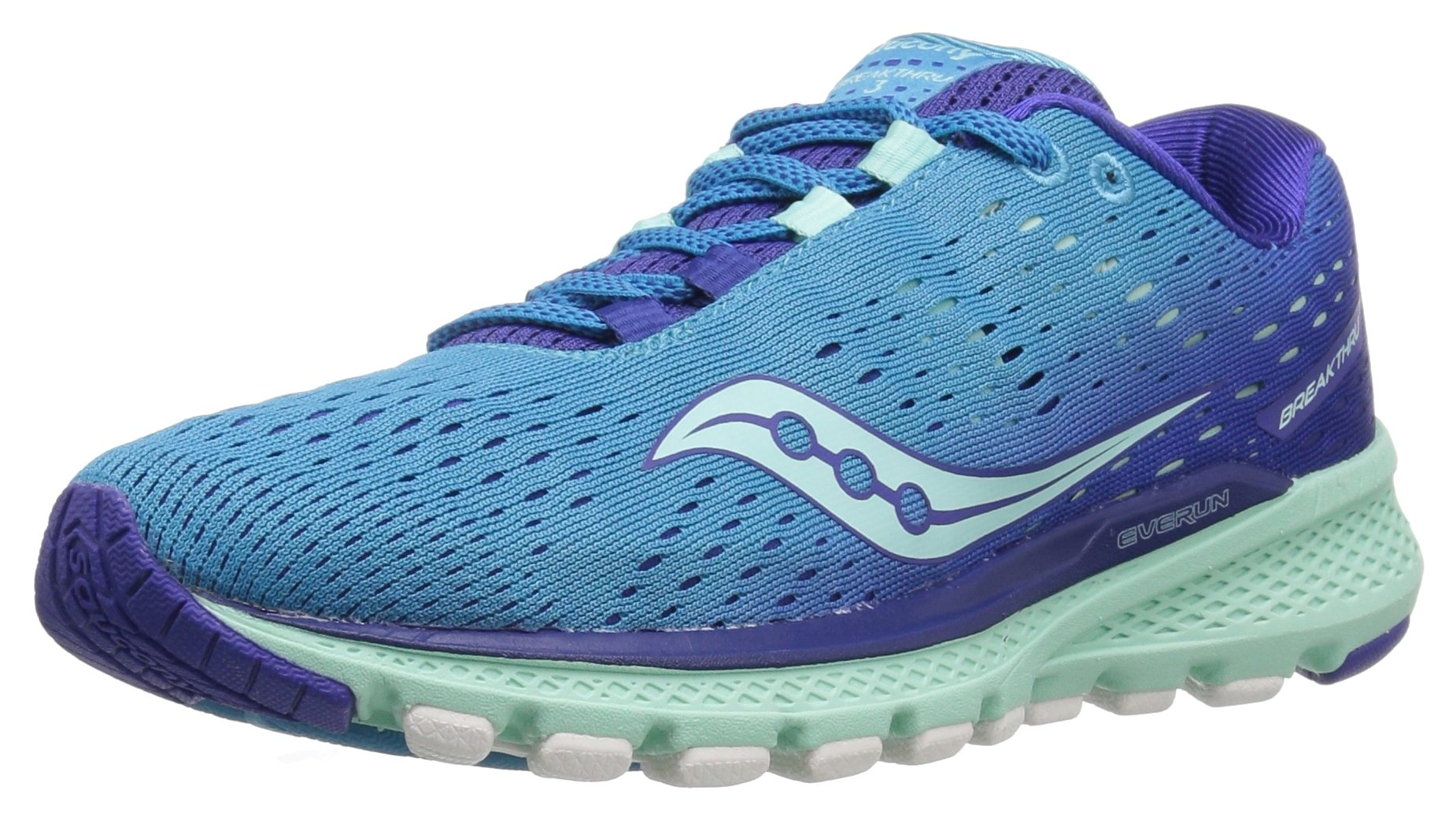 Saucony W Breakthru 3 Running Shoes ( S10358 ) by SAUCONY