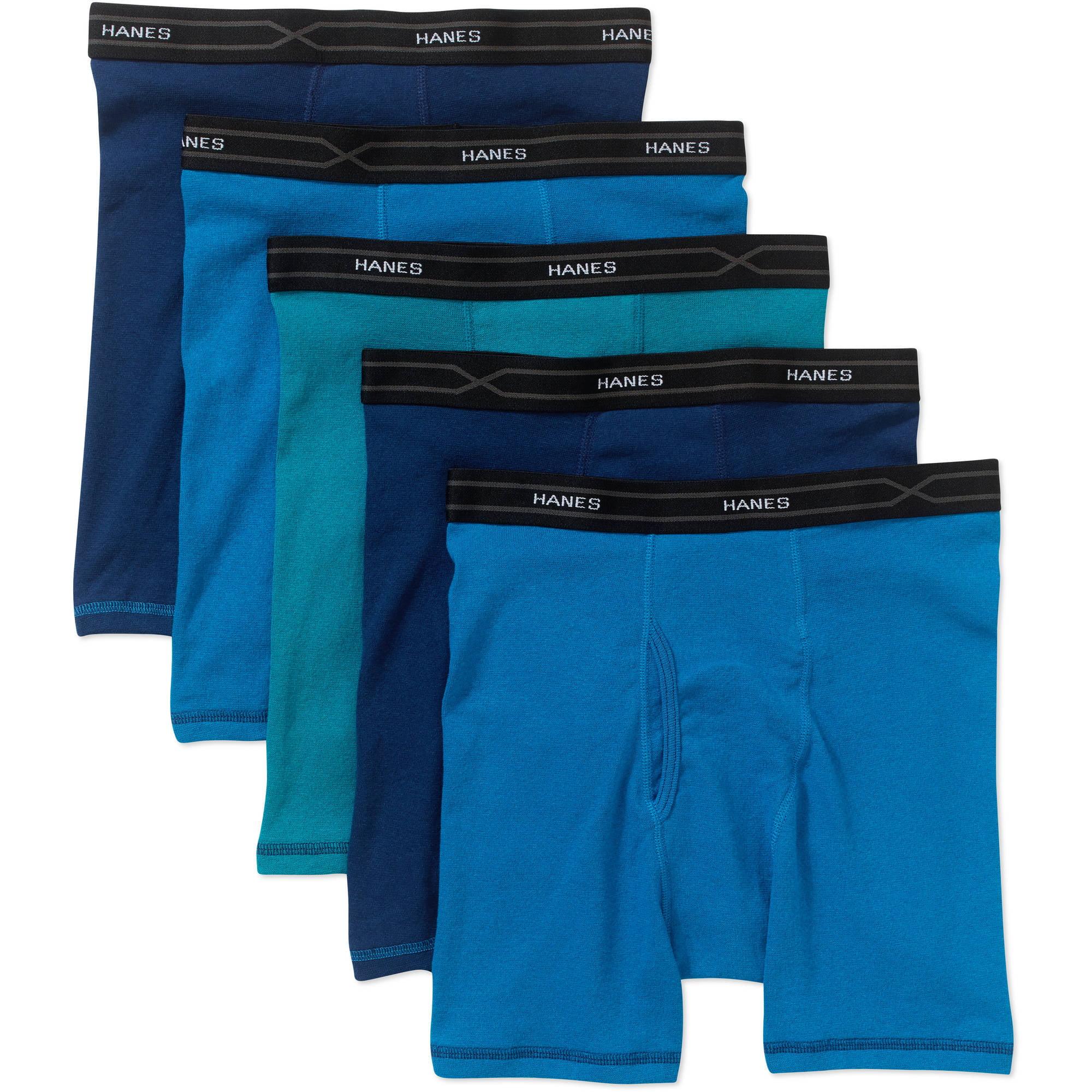 Cat Umbrella Fishing Comfortable Mens Boxer Briefs Multi-Size Soft Underwear S