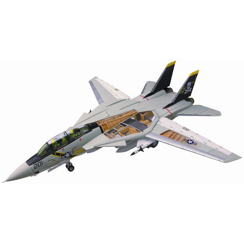 Famemaster 4D-Vision 4D Vision F-14A Tom Cat Fighter Jet Model
