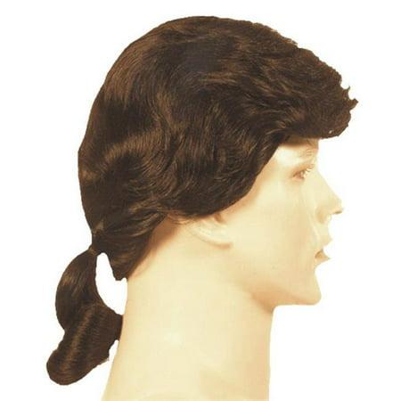 Men Ponytail (Mens Ponytail Grey Wig)