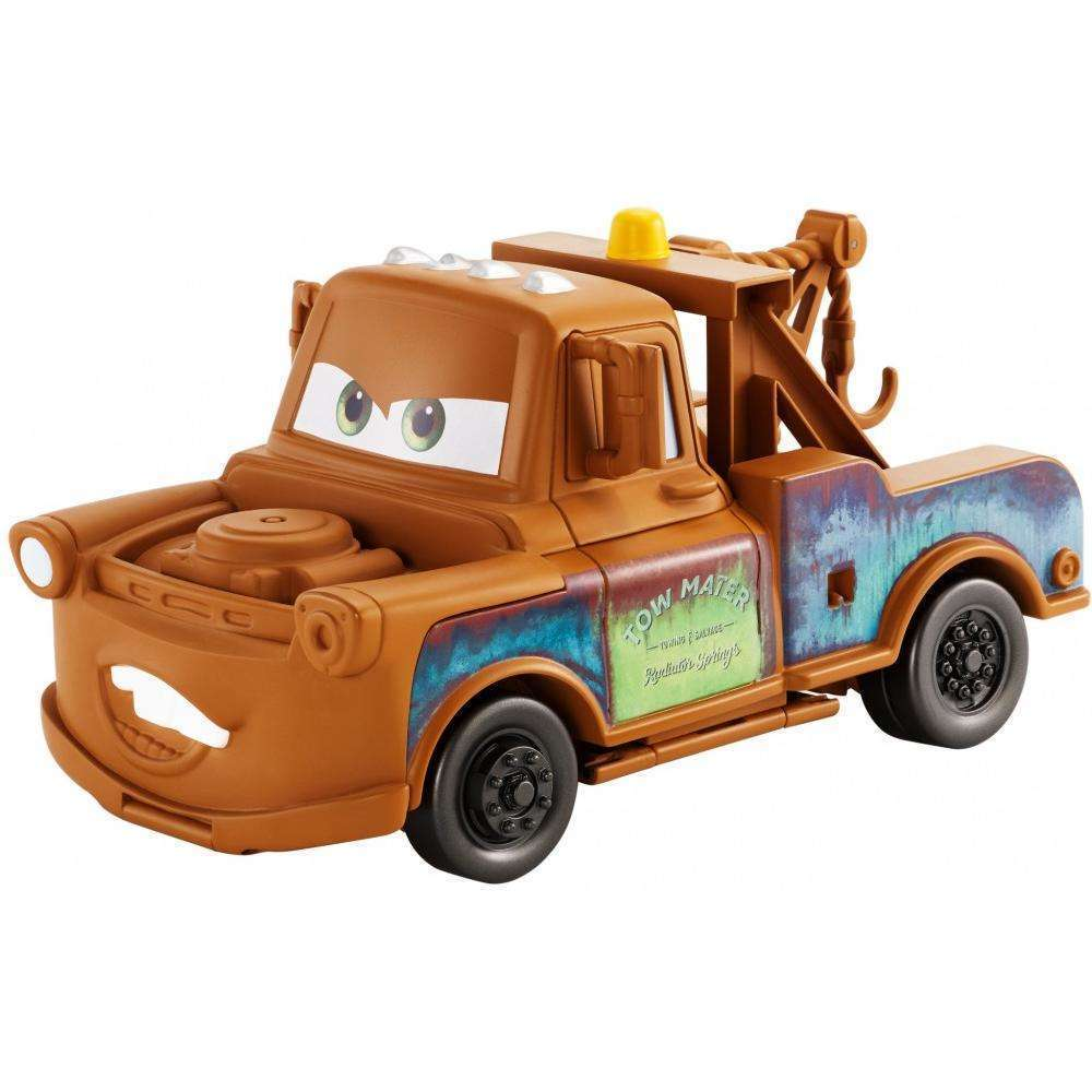 Disney/Pixar Cars 3 Transforming Mater Playset