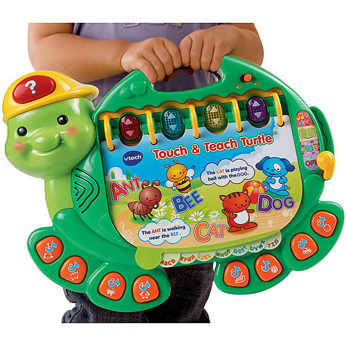 VTech Touch & Teach Turtle