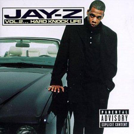 Volume 2: Hard Knock Life (CD) (explicit) (Jay Z Hard Knock Life Vol 2)