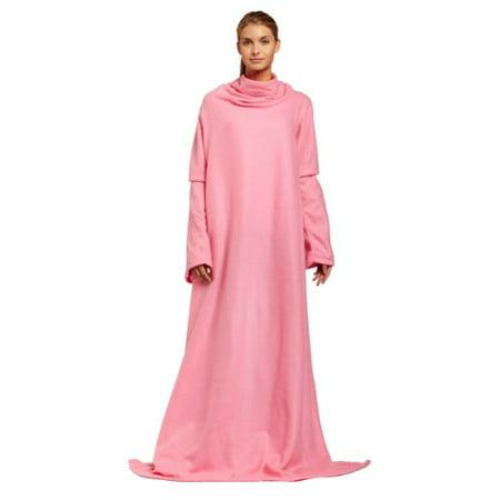 Allstar Product SN061106 Snuggie Fleece Blanket Sleeves -