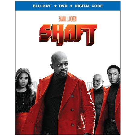 Shaft (Blu-ray + DVD + Digital Copy) ()