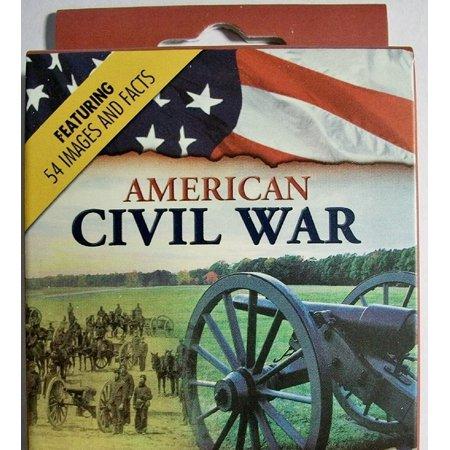 American Civil War Souvenir Playing Cards