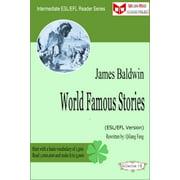 World Famous Stories (ESL/EFL Version) - eBook