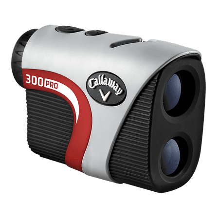 Callaway 300 Pro Laser Golf Rangefinder with Slope (Best Golf Rangefinder Under 100)
