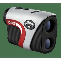 Callaway 300 Pro Laser Golf Rangefinder with Slope Adjustment