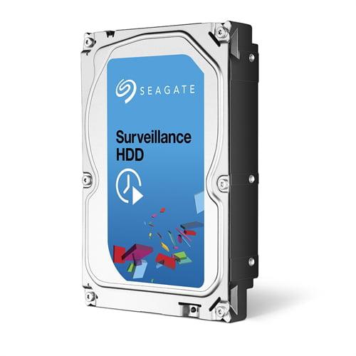 "Seagate Surveillance ST8000VX0012 8 TB 3.5"" Internal Hard Drive SATA 7200 256 MB Buffer Retail by Seagate"