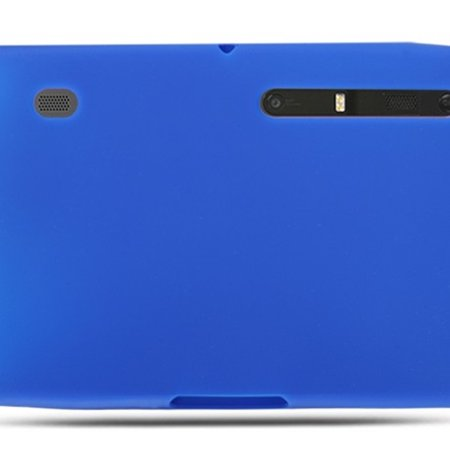 Motorola Xoom Case  By Insten Rubber Silicone Soft Skin Gel Case Cover For Motorola Xoom