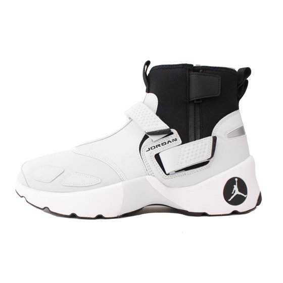 Jordan - AIR JORDAN TRUNNER LX HIGH SZ 9.5 PURE PLATINUM BLACK WHITE ... 106f53ffa
