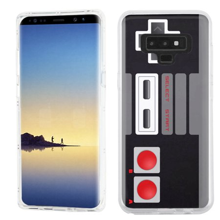 For Samsung Galaxy Note 9 Case, OneToughShield ® TPU Gel Protective Slim-Fit Phone Case - Game Controller