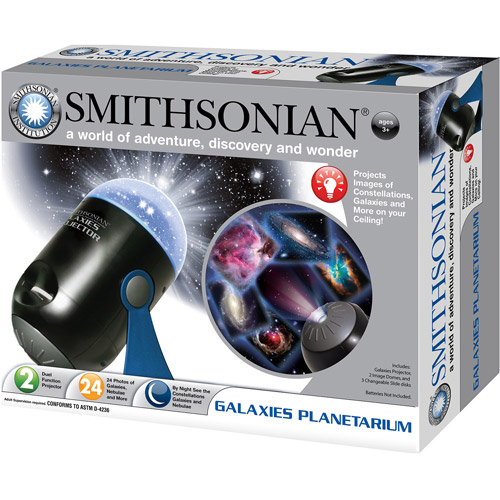 NSI Room Planetarium and Projector by Smithsonian