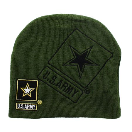 U.S. Army Official Licensee Green Beanie - image 1 de 1