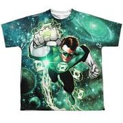 Green Lantern Galactic Hal Big Boys Sublimation Shirt
