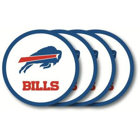 Buffalo Bills Coaster - Buffalo Bills Coaster 4 Pack Set