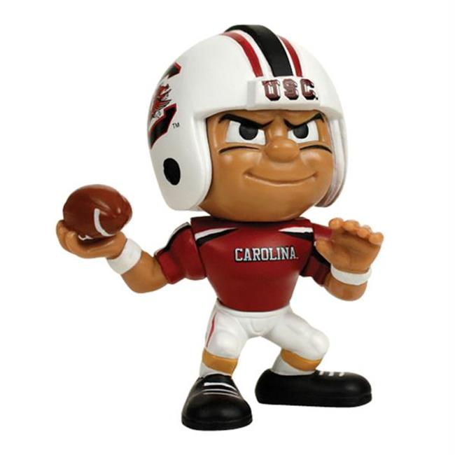 Party Animal Inc South Carolina Gamecocks Lil Teammates NCAA Quarterback Series 2 Toy Figure