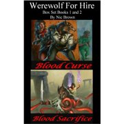 Werewolf For Hire Boxed Set - eBook