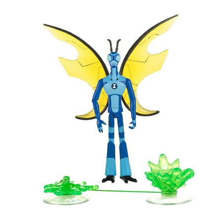 Ben 10 Stinkfly Basic Figure - Ben Ten Halloween
