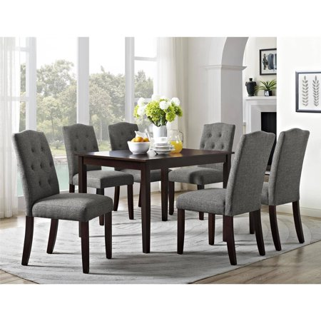 Better Homes And Gardens Parsons Tufted Dining Chair Multiple Colors Best Dining Chairs