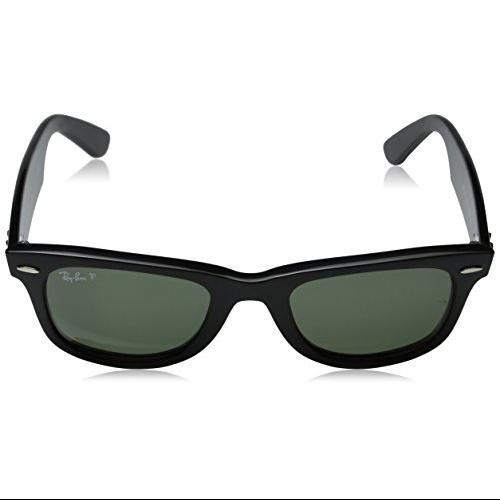 ray ban wayfarer sunglasses with polarised lens  ray ban rb2140 original wayfarer sunglasses green polarized lens