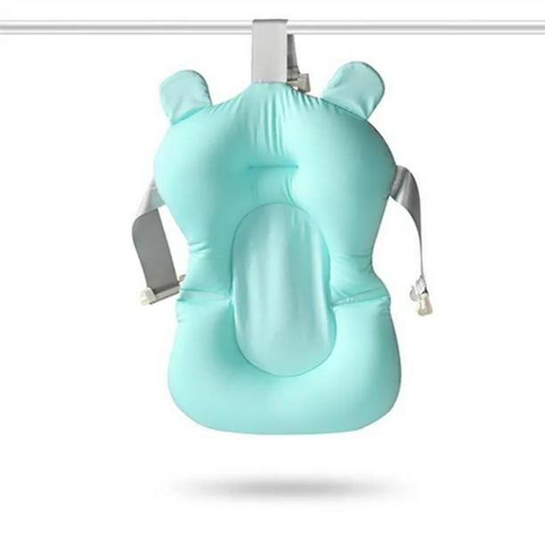 Portable Baby Shower Soft Bathtub Mat Newborn Safety Security Bath Tub Pad Heiß
