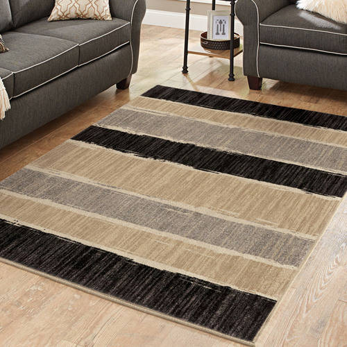 Better Homes and Gardens Weathered Stripes Area Rug and Runner by Orian Rugs