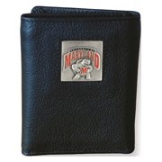 Collegiate Maryland Tri-Fold Wallet Designer Jewelry by Sweet Pea