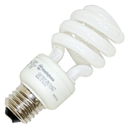 Westinghouse 36660 - 14MINITWIST/41 Twist Medium Screw Base Compact Fluorescent Light Bulb