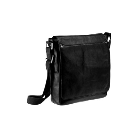 Scully Western Briefcase Calf Hidesign Leather Snap Closure H655-07