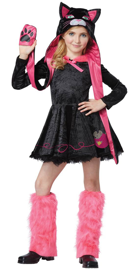 Sassy Cat Girls Costume by California Costumes