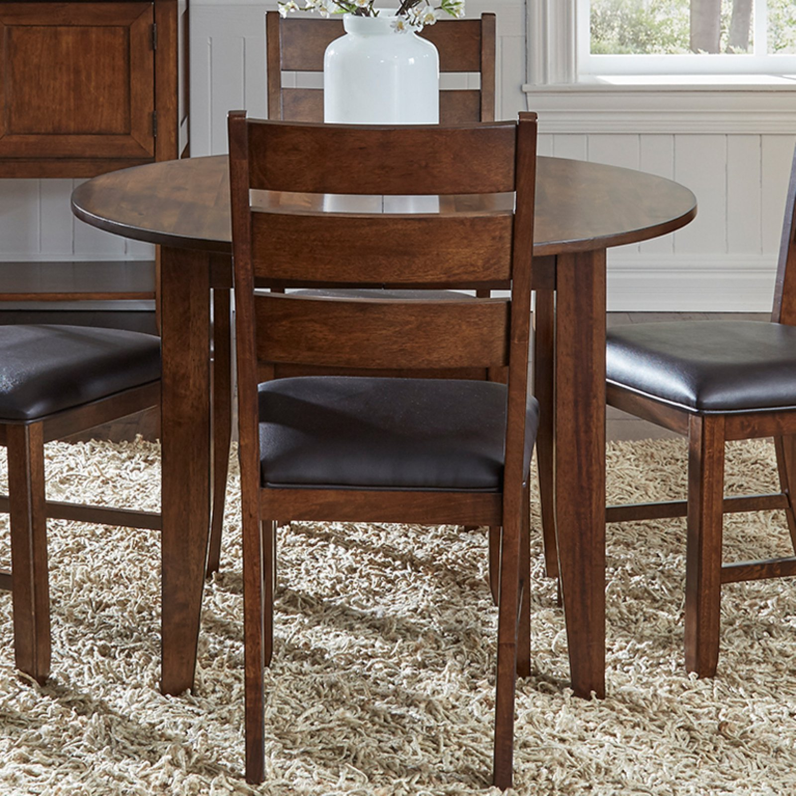 A-America Mason 60-in. Oval Table