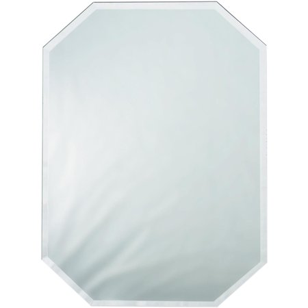 Darice Octagon Bevel Mirror, 12