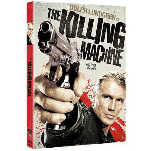 The Killing Machine (Blu-ray) (Widescreen)