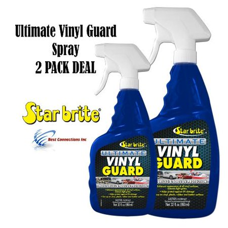 Ultimate Vinyl Guard w/ PTEF Adds UV Protection Car Motor StarBrite 95932 2