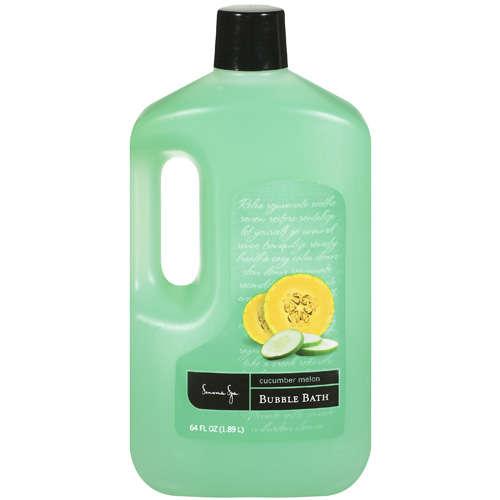 Sonoma Spa Cucumber Melon Bubble Bath, 64 fl oz