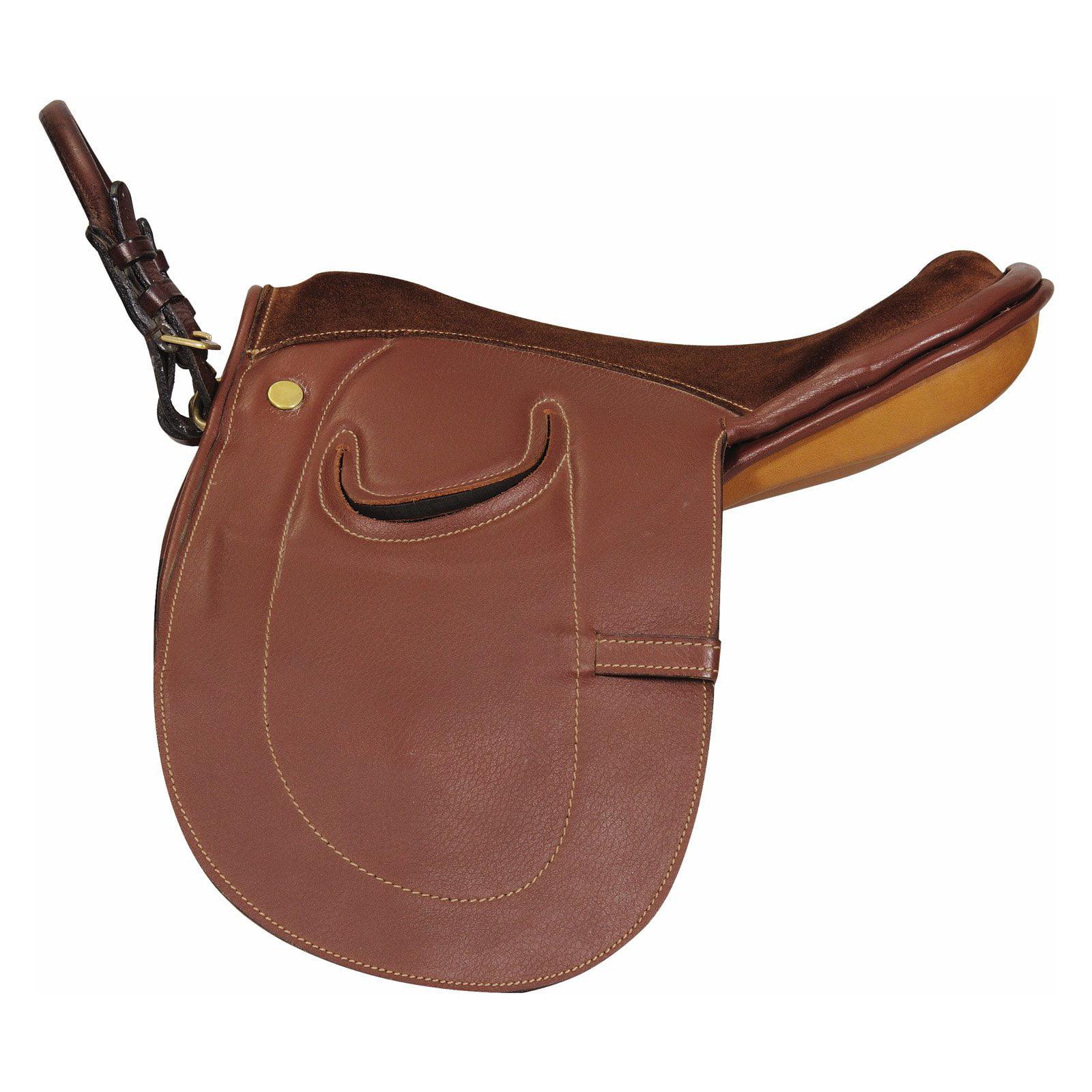 Henri De Rivel Advantage Pony Leather Leadline Saddle