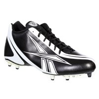 e2473fd77cd Product Image REEBOK NFL BURNER SPEED 5 8 M3 MENS FOOTBALL CLEATS BLACK    WHITE 15