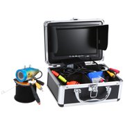 Best Portable Fish Finders - Lixada 7 inch Portable Fish Finder Waterproof Underwater Review
