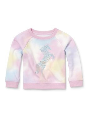 084b35241 Product Image The Children's Place Tie-Dye Popover Active Top (Baby Girls &  Toddler ...
