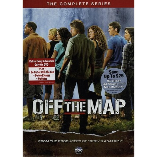 OFF THE MAP-COMPLETE SERIES (DVD/3 DISC/WS/SP-FR SUB)