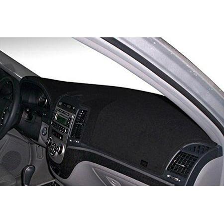 Dash Designs 2006 to 2011 Honda Civic Coupe w/o Navigation Black Poly Carpet Custom Fit Dash Cover