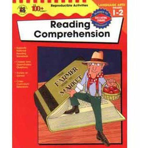 Instructional Fair Activity Book, 100+ Series Reading Comprehension, Multiple Grades