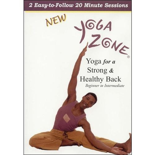Yoga Zone: Yoga For A Strong & Healty Back