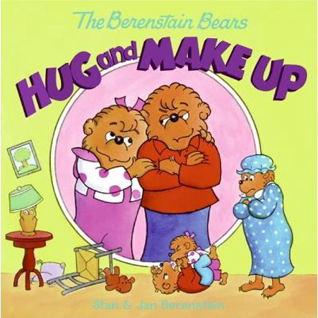 The Berenstain Bears Hug and Make Up (Made Up Halloween Words)