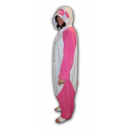 Pink Panda Kigurumi Cushzilla Animal Adult Anime Costume Pajamas Standard - Cheap Anime Costumes