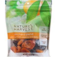 Nature's Harvest Orchard Blend Dried Fruit, 7.5 oz